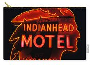 The Indianhead Carry-all Pouch