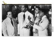 The Ink Spots, C1945 Carry-all Pouch