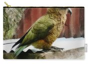 The Intelligent Kea Carry-all Pouch