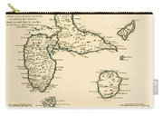 The Islands Of Guadeloupe Carry-all Pouch