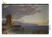 The Isle Of Capri Carry-all Pouch
