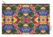 The Joy Of Design Series Arrangement Twenty Times Over Carry-all Pouch