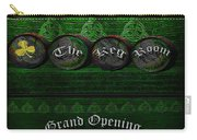The Keg Room Grand Opening Version 3 Carry-all Pouch