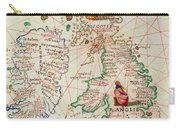 The Kingdoms Of England And Scotland Carry-all Pouch
