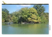 The Lake In Central Park Carry-all Pouch
