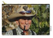 The Last Cowboy Of The West Carry-all Pouch