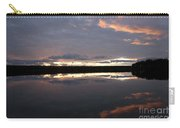 The Last Glow Carry-all Pouch by Heiko Koehrer-Wagner