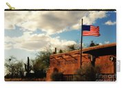 The Last Outpost Old Tuscon Arizona Carry-all Pouch