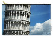 The Leaning Tower Of Pisa Italy Carry-all Pouch