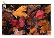 The Leaves Carry-all Pouch