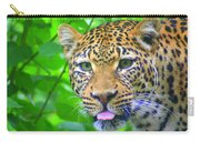 The Leopard's Tongue Carry-all Pouch