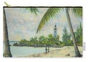 The Lighthouse - Zanzibar Carry-all Pouch