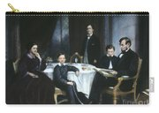 The Lincoln Family Carry-all Pouch