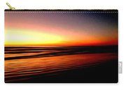 The Lines Of Sunrise  Carry-all Pouch