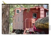 The Little Red Caboose Carry-all Pouch