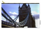 The London Tower Bridge Carry-all Pouch