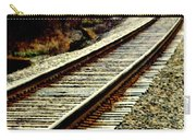 The Long Way Home Carry-all Pouch by Karen Wiles