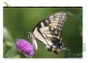 The Love Of Thistle Carry-all Pouch