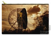 The Lovell Telescope At Jodrell Bank Carry-all Pouch