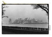 The Lower New York Skyline Carry-all Pouch