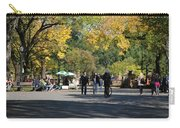The Mall In Central Park Carry-all Pouch