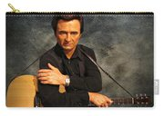The Man In Black Carry-all Pouch