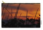 The Marsh At Sunset Carry-all Pouch