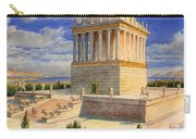The Mausoleum At Halicarnassus Carry-all Pouch by English School