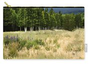 The Meadow Digital Art Carry-all Pouch