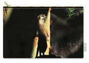 The Meerkats Perch Carry-all Pouch