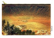 The Meteor Crater In Az 1 Carry-all Pouch