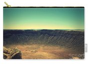 The Meteor Crater In Az 4 Carry-all Pouch