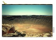 The Meteor Crater In Az Carry-all Pouch