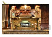 The Mighty Wurlitzer Detroit Mi Carry-all Pouch