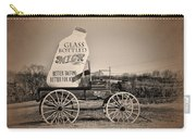 The Milk Wagon Carry-all Pouch