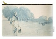 The Milkmaid Carry-all Pouch