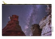 The Milky Way Rises Above The Wedding Carry-all Pouch