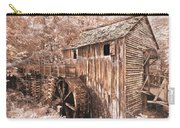 The Mill At Cade's Cove Carry-all Pouch