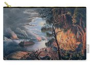 The Mississippi In Time Of War Carry-all Pouch