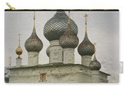 The Monastery Of The Resurrection. Uglich Russia Carry-all Pouch