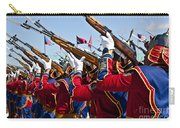 The Mongolian State Honor Guard Carry-all Pouch