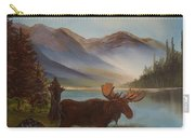 The Mountain Moose Carry-all Pouch