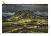 The Mountain Pass Carry-all Pouch by Evelina Kremsdorf
