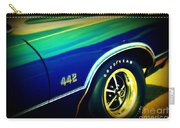 The Muscle Car Oldsmobile 442 Carry-all Pouch