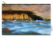 The Narrows Virgin River Zion 4 Carry-all Pouch