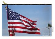 The National Colors And Official Colors Carry-all Pouch