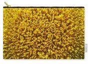 The Nature Of A Sunflower Carry-all Pouch