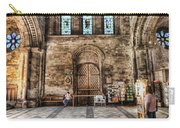 The Nave At St Davids Cathedral 5 Carry-all Pouch
