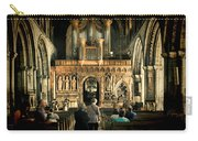The Nave At St Davids Cathedral Carry-all Pouch