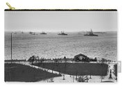 The Navy Fleet In New York Bay Carry-all Pouch